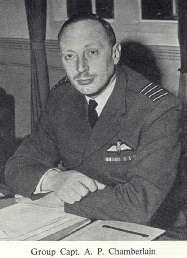 Air Commodore Leonard-Williams